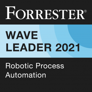 Forrester leader image for r p a